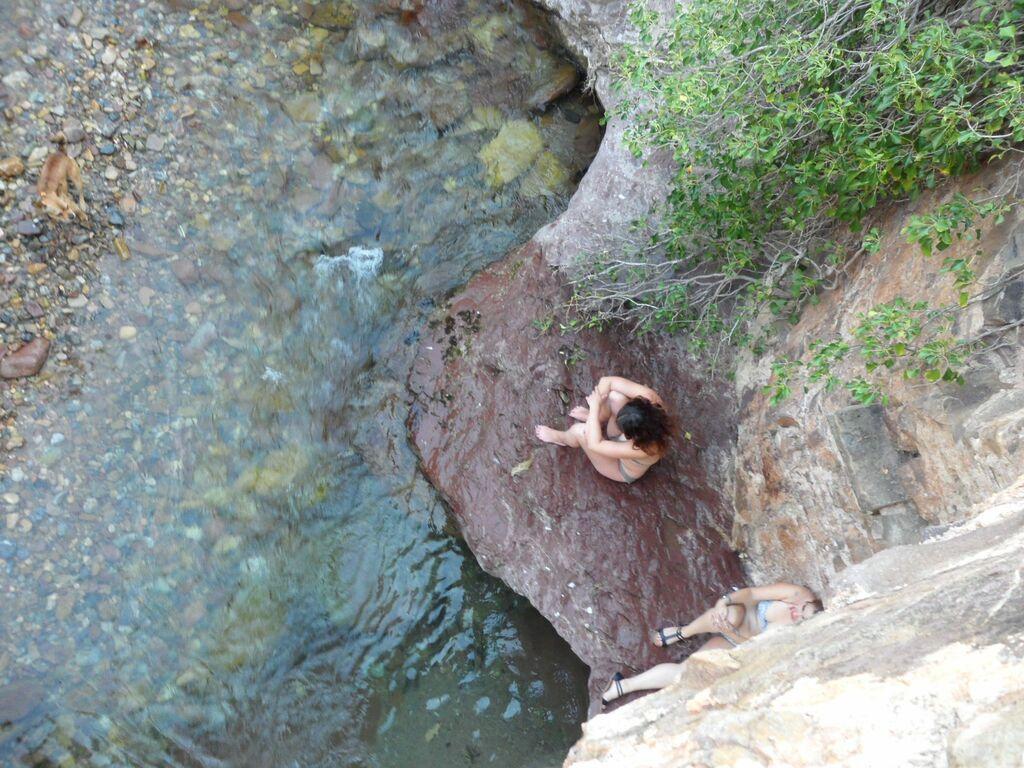 zonas de baño en moncayo