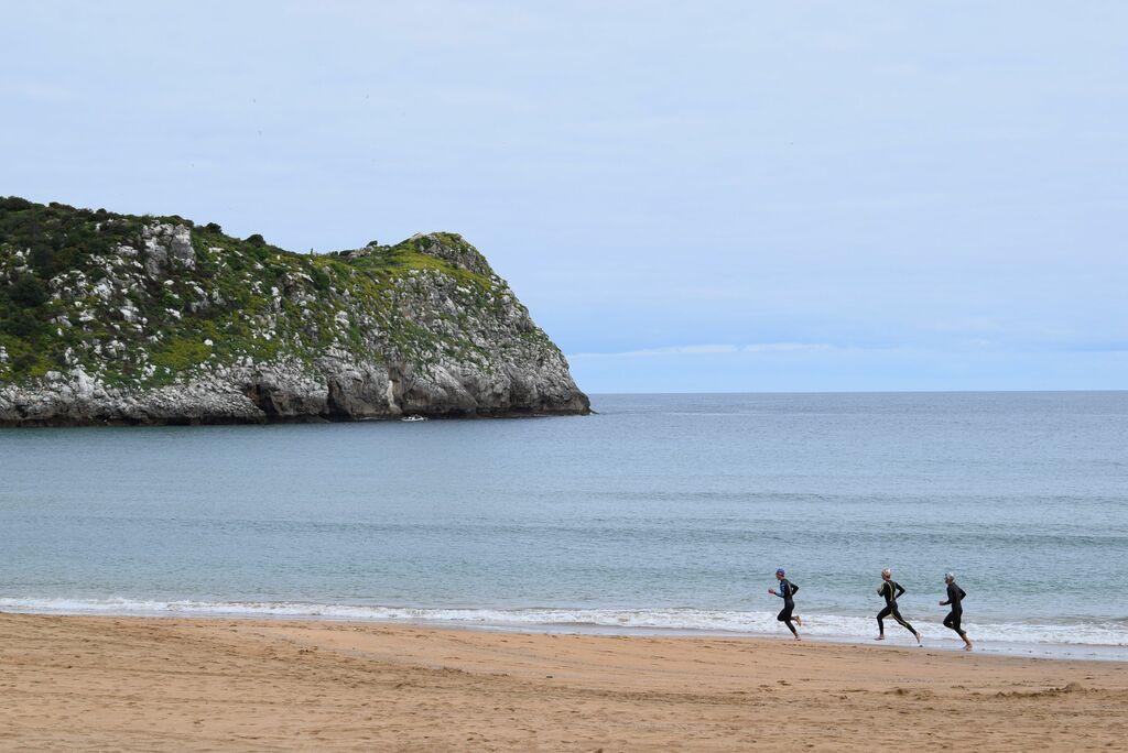Playa del pais vasco