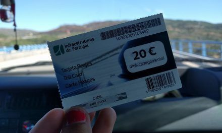 Las autopistas de Portugal