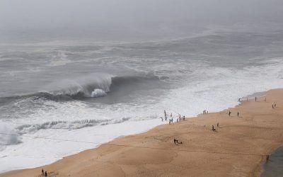 Nazaré y las olas más grandes del Mundo