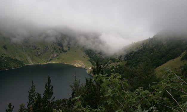 Lac d´oô en Francia