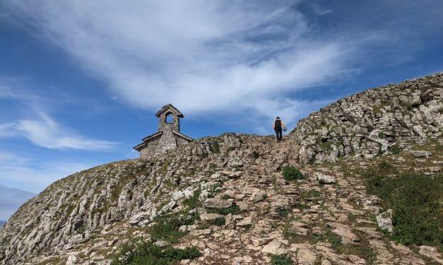 Subida a San Donato desde HUARTE Arakil